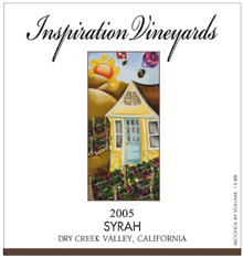 Inspiration Vineyards Syrah