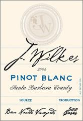 J. Wilkes - Bien Nacido Pinot Blanc