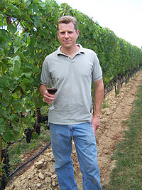 Jamesport Vineyards winemaker