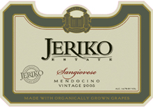 jeriko estate brut label