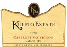 Kuleto Estate Family Vineyards Cabernet Sauvignon