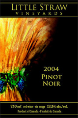 Little Straw Vineyards Pinot Noir