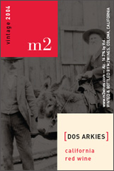 m2 Dos Arkies Red Wine