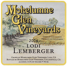 Mokelumne Glen Vineyards