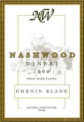 Nashwood Winery Chenin Bland