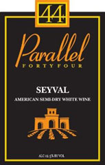 Parallel 44 Vineyard and Winery-Seyval