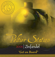 Peltier Station zinfandel