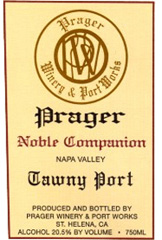 Prager Winery & Port Works - tawny port