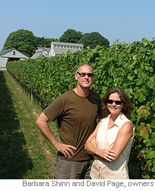 Shinn Estate Vineyards - Long Island Merlot