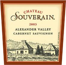 Souverain Cabernet Sauvignon