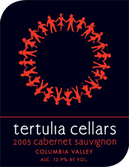 Tertulia Cellars Cabernet Sauvignon