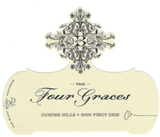 The Four Graces Vineyards Pinot Gris