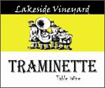 Lakeside Vineyard and Winery-Traminette