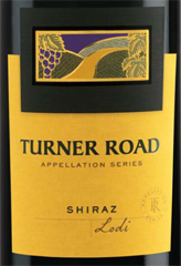 Turner Road Winery Appellation Series Shiraz - Lodi