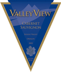 Valley View Winery Cabernet Sauvignon