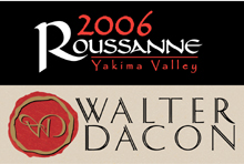 Walter Dacon Wines - Roussanne