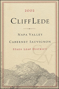 Cliff Lede Vineyards - Stags Leap District, Napa Valley Cabernet Sauvignon