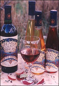 Lunenburg County Winery - Nova Scotia Wine