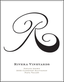 Rivera Vineyards - Atlas Peak, Napa Valley Cabernet Sauvignon
