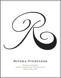 Rivera Vineyards - Atlas Peak, Napa Valley Cabernet Sauvignon