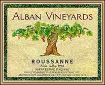 Alban Wine - Edna Valley