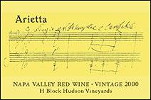 Arietta Napa Valley