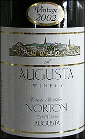 Augusta Winery Norton-Cynthiana