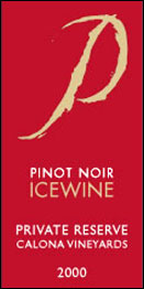 Calona Vineyards Icewine