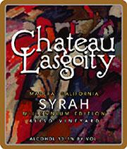 Chateau Lasgoity Syrah