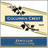 Columbia Crest-Semillon