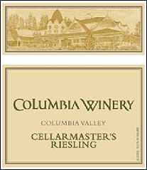 Columbia Winery-Cellarmasters Riesling