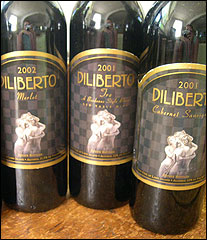 Diliberto Winery - North Fork of Long Island