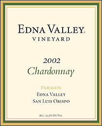Edna Valley Vineyard Chardonnay