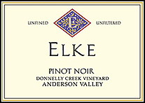 Elke Vineyards - Anderson Valley Pinot Noir