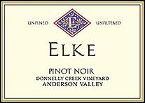 Elke Vineyards - Anderson Valley Pinot Noir