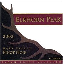 Elkhorn Peak Cellars