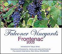 Falconer Vineyards - Minnesota