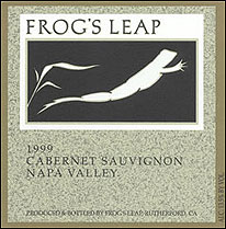 Frogs Leap Napa Cabernet Sauvignon
