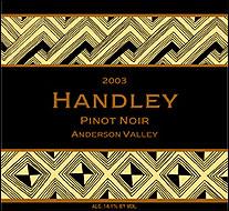 Handley Cellars - Anderson Valley