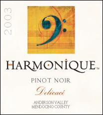 Harmonique - Anderson Valley
