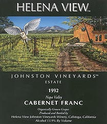 Helena View | Johnson Vineyards