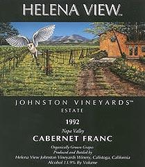 Helena View | Johnson Vineyards