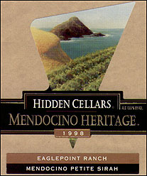 Hidden Cellars Winery
