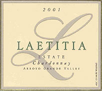 Laetitia Winery - Arroyo Grande Valley