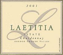 Laetitia Winery - Arroyo Grande Valley