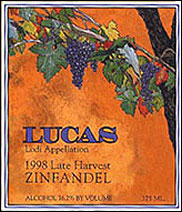 The Lucas Winery - Lodi