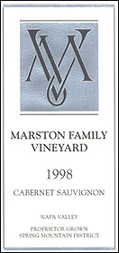 Marston Family Vineyard