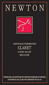 Newton Vineyard claret
