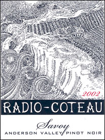 Radio-Coteau Wine Cellars