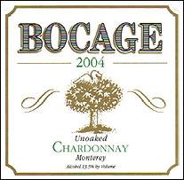 Bocage Chardonnay Monterey